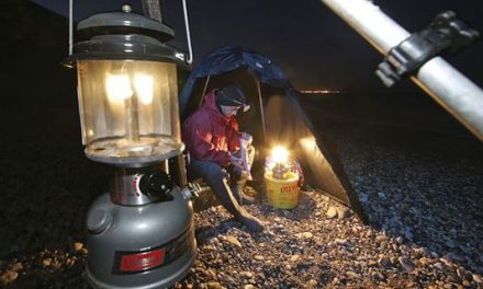 How to Fish at Night