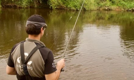 A beginner's guide to river fishing