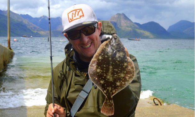 LRF Flounder Fishing