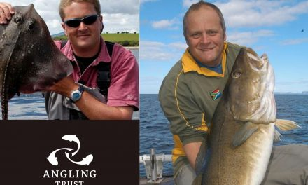 Top sea anglers back Angling Trust 'Highly protected Marine Areas' Campaign