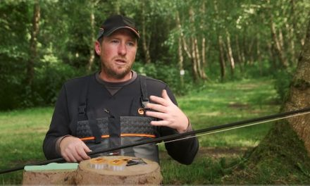 Andy Bennett – Commercial Pole Fishing
