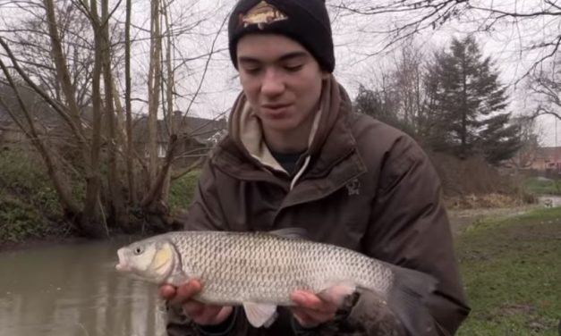 RIVER FLOAT FISHING for dace and chub