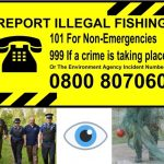 Together we can beat Poaching & Fish Theft