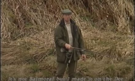 Salmon Run with Jack Charlton