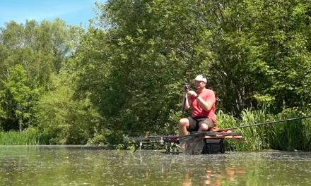 Catching Big Bream On A Feeder with Steve Ringer!