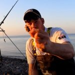 Fishing the Bristol Channel for Thornback Ray & Smooth Hound