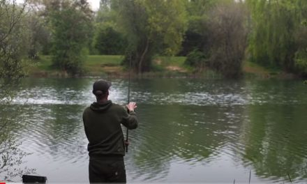 Carp Fishing Concealment – Alan Blair