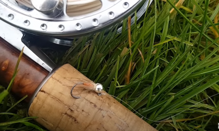 Fly Fishing for Grayling With Indicators