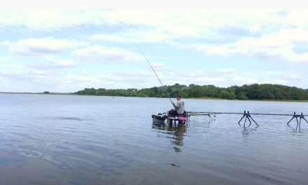 Pole Fishing on Big Reservoirs