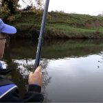 Whip Fishing on Rivers