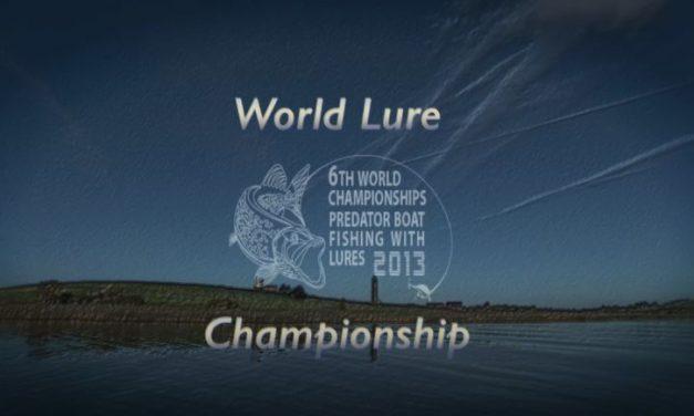 World Lure Fishing Championships 2013