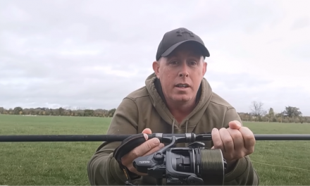 Long Range Carp Fishing Without Leaders – Terry Edmonds