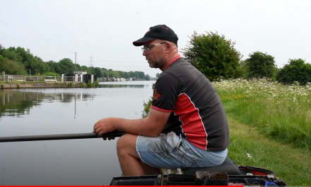 Deep Canal Fishing with Nick Speed