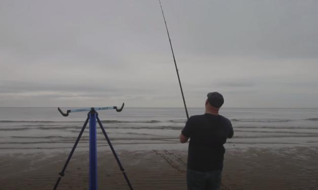 Beach Fishing at South Shields