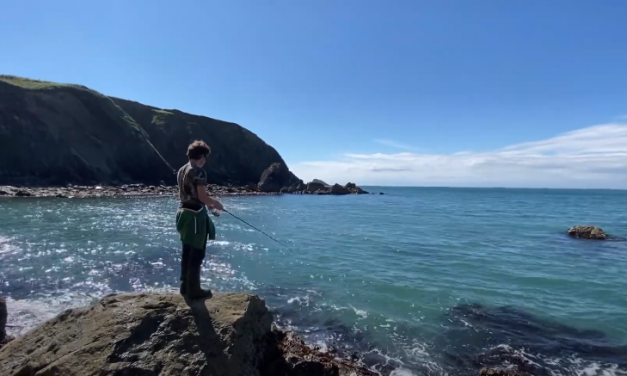 Bass Fishing in Wales