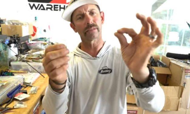 The Dum Dum Rig for Lure Fishing
