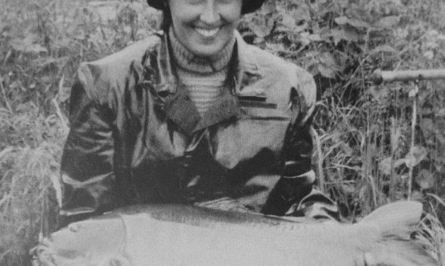 A female Trail-Blazer