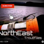 Fly Fishing At Thrunton Fishery, Northumberland