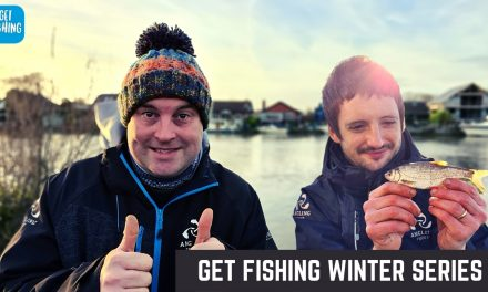 Get Fishing Winter Series