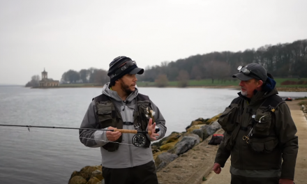 Winter Bank Fishing – Rutland Water