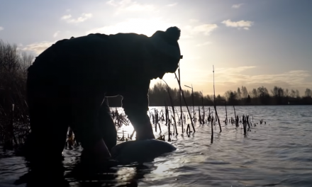Winter Carping at Linear Fisheries