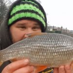 2lb roach from the Ribble