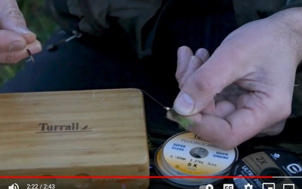 Dead Easy & Effective way to Fish with Two Flies!