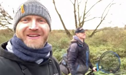 Winter Chub Fishing with Rob & Joe