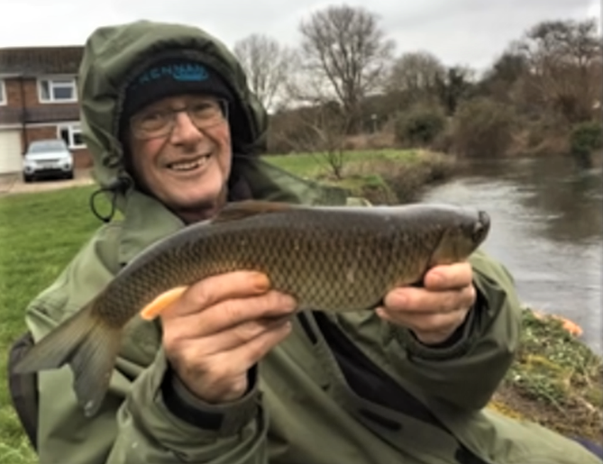 EASY FISHING WITH BILL ALLEN – POIGNANT LAST SESSION OF POPULAR YOUTUBE ANGLER