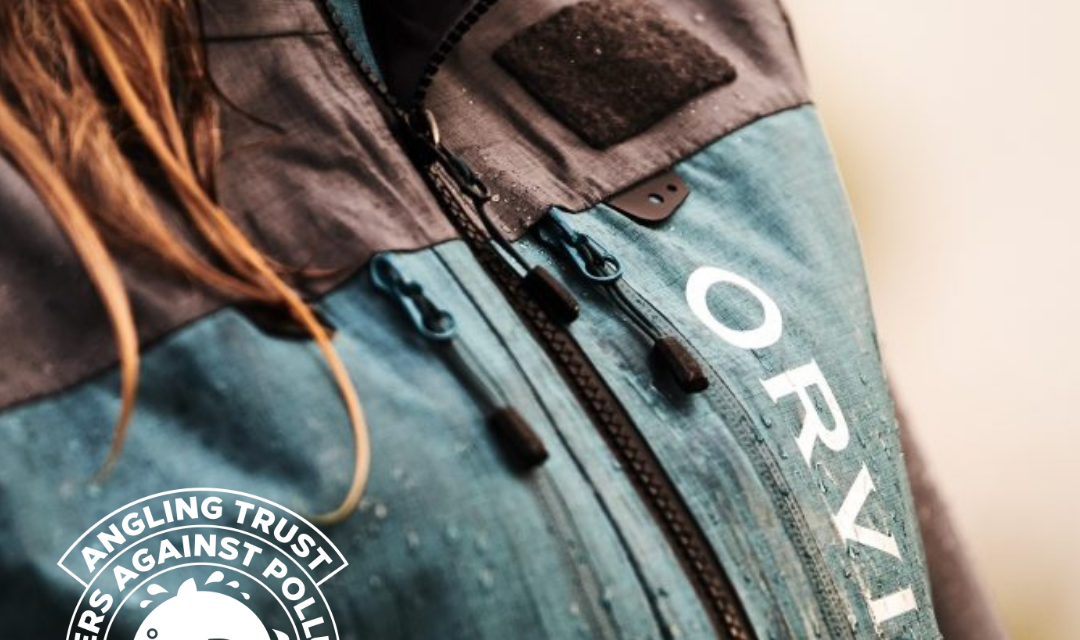 Orvis UK joins Anglers Against Pollution campaign to protect Britain's waters from pollution