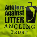 Anglers clean up the river cray at Ruxley