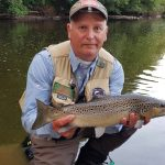 Dream trout on Dry Flies!