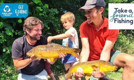 Take a Friend Fishing 2021