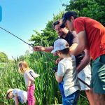 Get Fishing Event from Sparsholt College