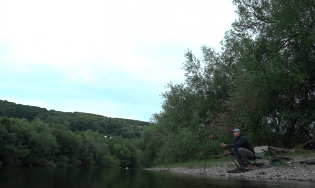An Idiot's Guide to Barbel Fishing
