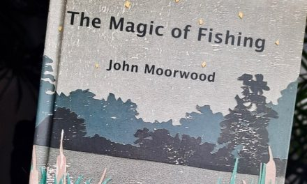 An Angling Book with a difference!