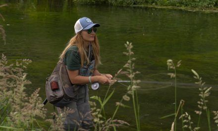 Marina Gibson's Five Reasons to Give Fishing a Go