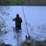 Approaches to a new carp water