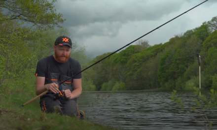 Fishing the Slider