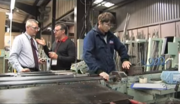 How a Carbon Pole is Made