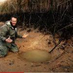 Simon Scott reveals carpy secrets in a drained lake….