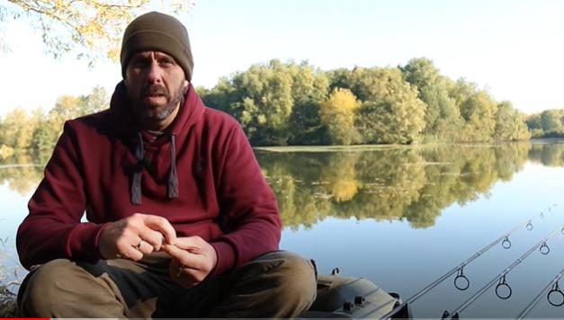 Autumn carp fishing tips with Steve Spurgeon