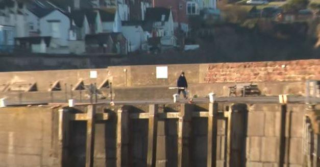 catch sea fish off piers!
